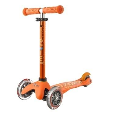Micro Mini Micro Scooter Deluxe Turuncu Oranj